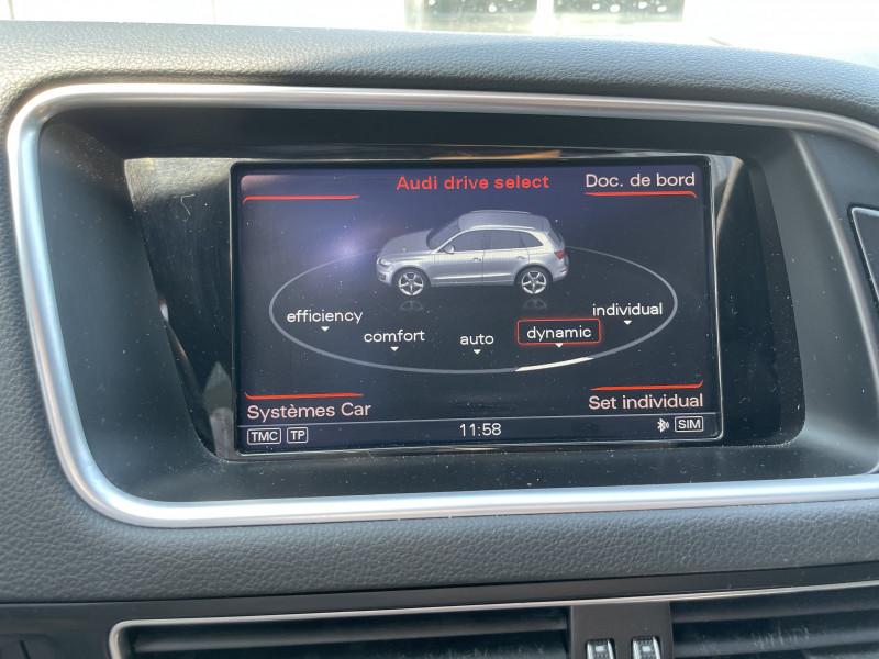 Photo 23 de l'offre de AUDI SQ5 V6 3.0 BiTDI 313 Quattro Tiptronic 8 à 34980€ chez NG AUTO