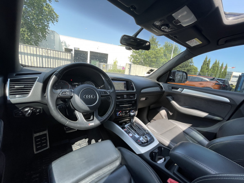 Photo 7 de l'offre de AUDI SQ5 V6 3.0 BiTDI 313 Quattro Tiptronic 8 à 34980€ chez NG AUTO