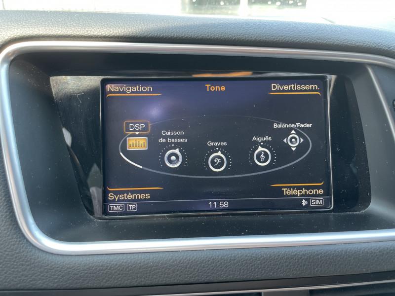 Photo 25 de l'offre de AUDI SQ5 V6 3.0 BiTDI 313 Quattro Tiptronic 8 à 34980€ chez NG AUTO