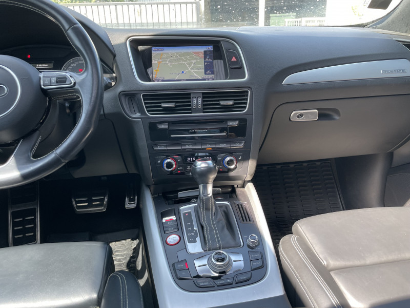 Photo 10 de l'offre de AUDI SQ5 V6 3.0 BiTDI 313 Quattro Tiptronic 8 à 34980€ chez NG AUTO
