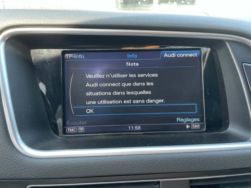 Photo 24 de l'offre de AUDI SQ5 V6 3.0 BiTDI 313 Quattro Tiptronic 8 à 34980€ chez NG AUTO