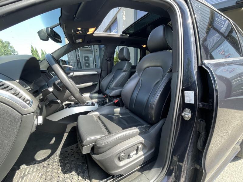 Photo 13 de l'offre de AUDI SQ5 V6 3.0 BiTDI 313 Quattro Tiptronic 8 à 34980€ chez NG AUTO