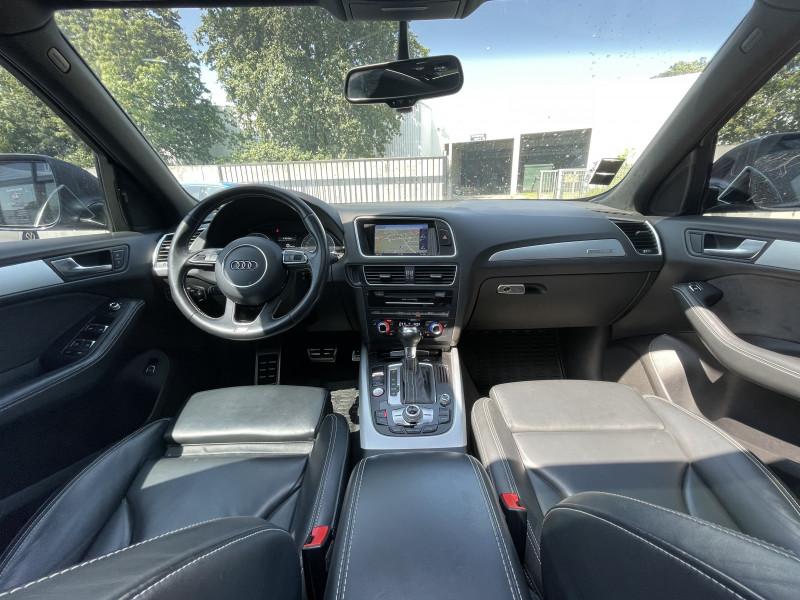 Photo 6 de l'offre de AUDI SQ5 V6 3.0 BiTDI 313 Quattro Tiptronic 8 à 34980€ chez NG AUTO