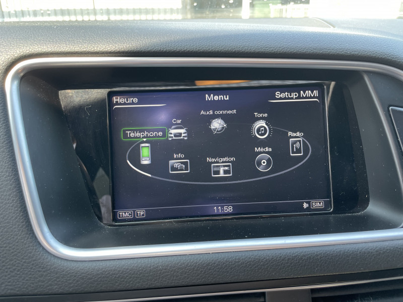 Photo 22 de l'offre de AUDI SQ5 V6 3.0 BiTDI 313 Quattro Tiptronic 8 à 34980€ chez NG AUTO