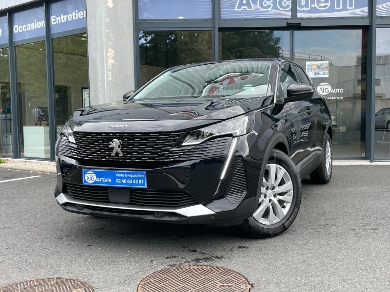 Peugeot 3008 BlueHDi 130ch S&S EAT8 Active Pack Diesel NOIR PERLA NERA Occasion à vendre