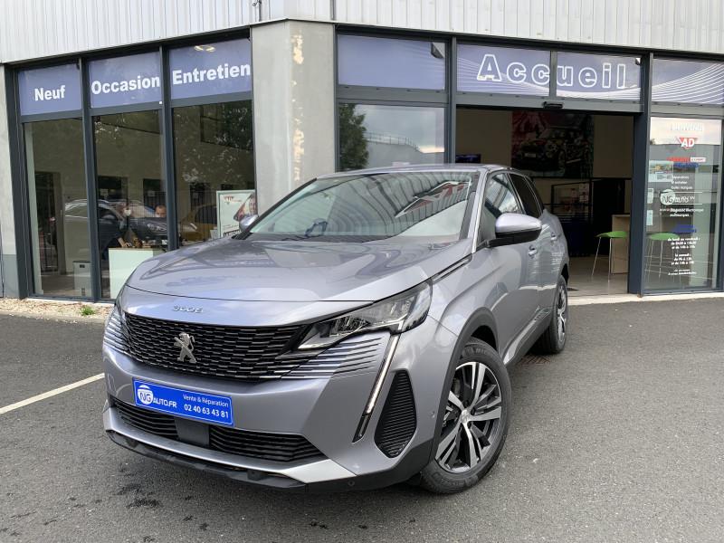 Peugeot 3008 BlueHDi 130ch S&S EAT8 Allure Diesel GRIS ARTENSE Occasion à vendre