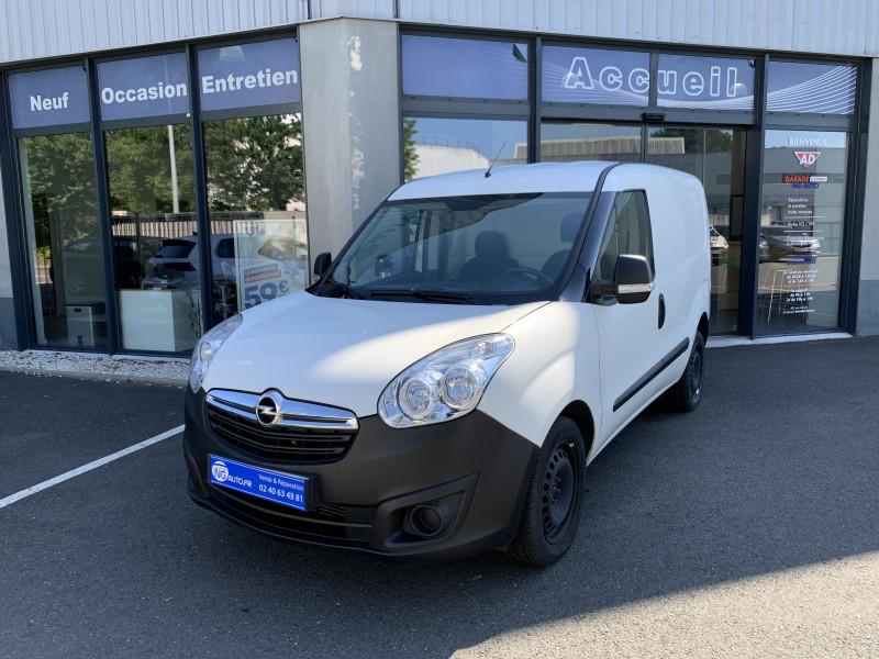 Opel COMBO CARGO L1H1 1.3 CDTI 95CH PACK CLIM + Diesel Blanc Occasion à vendre