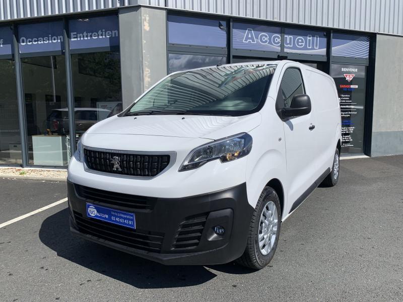 Peugeot EXPERT FOURGON FGN TOLE STANDARD 2.0  BLUEHDI 120 S&S BVM6 PREMIUM Diesel BLANC BANQUISE Occasion à vendre