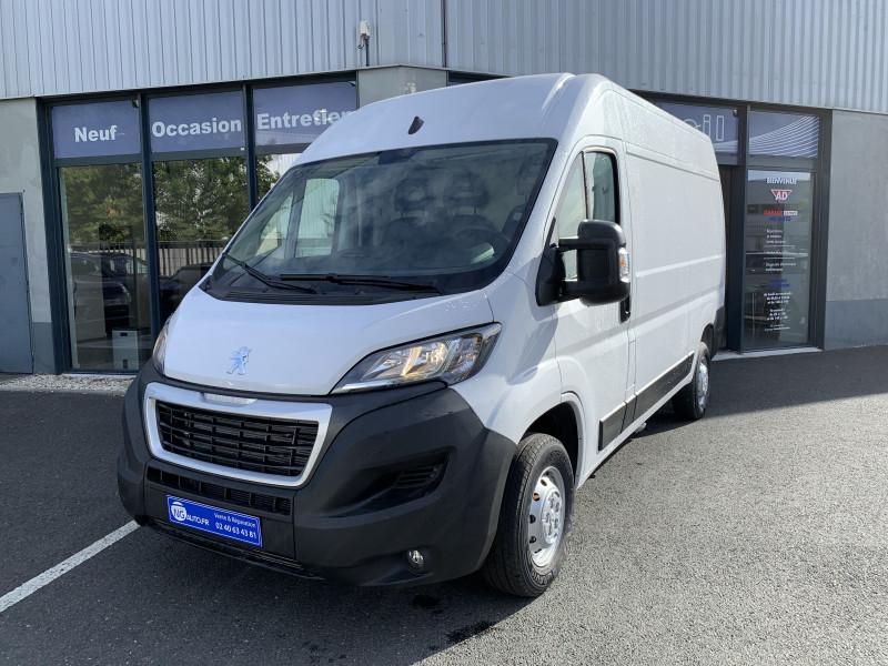 Peugeot BOXER FOURGON TOLE 335 L2H2 BLUEHDI 140 S&S PRO Diesel Blanc Occasion à vendre