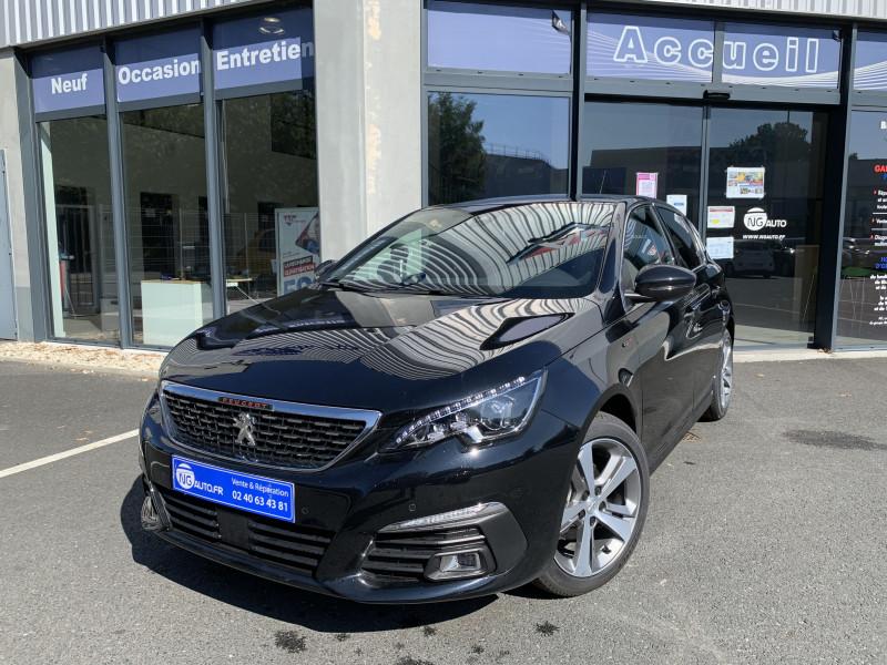 Peugeot 308 BlueHDi 130ch S&S EAT8 GT Diesel NOIR PERLA NERA Occasion à vendre