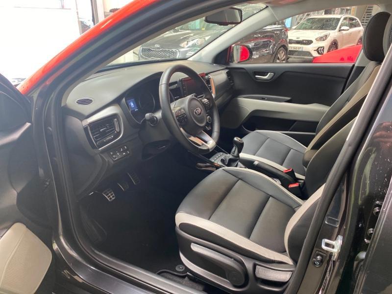 Photo 4 de l'offre de KIA Stonic 1.0 T-GDi 120ch ISG Premium Euro6d-T à 17490€ chez Littoral Vendée Automobiles Challans