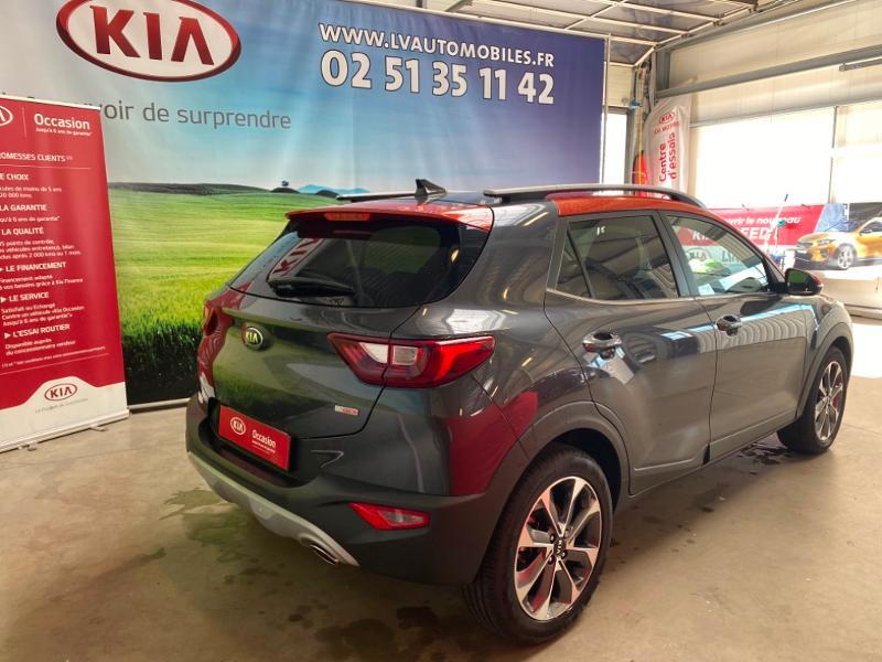 Photo 3 de l'offre de KIA Stonic 1.0 T-GDi 120ch ISG Premium Euro6d-T à 17490€ chez Littoral Vendée Automobiles Challans