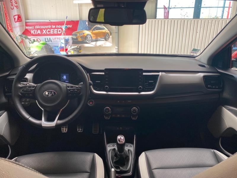 Photo 5 de l'offre de KIA Stonic 1.0 T-GDi 120ch ISG Premium Euro6d-T à 17490€ chez Littoral Vendée Automobiles Challans
