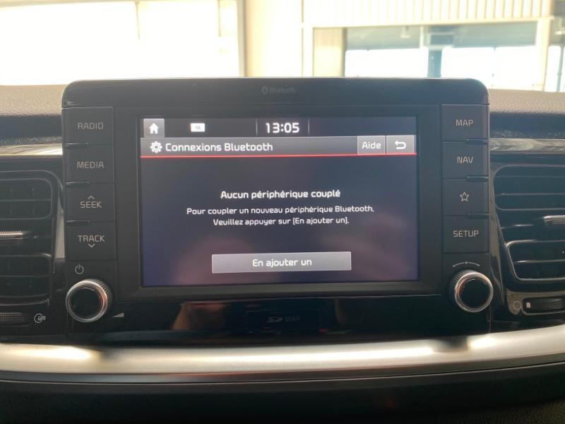 Photo 10 de l'offre de KIA Stonic 1.0 T-GDi 120ch ISG Premium Euro6d-T à 17490€ chez Littoral Vendée Automobiles Challans