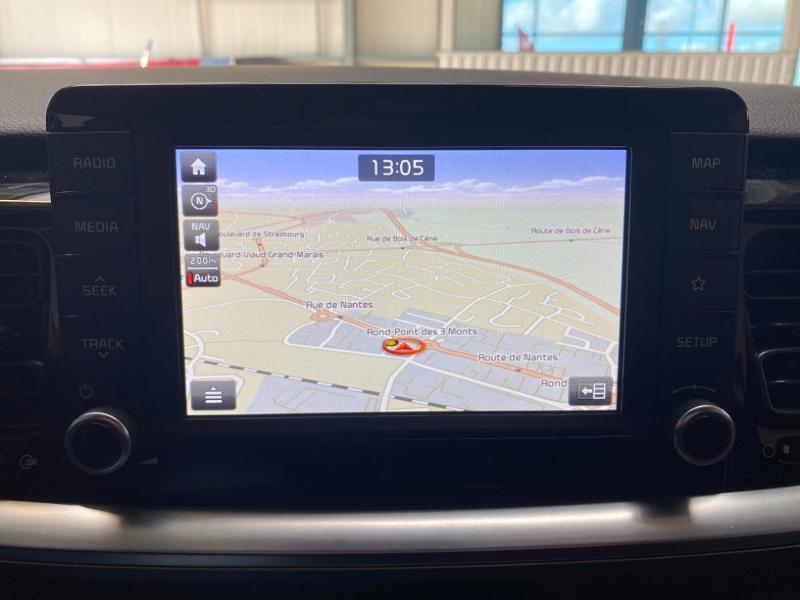 Photo 9 de l'offre de KIA Stonic 1.0 T-GDi 120ch ISG Premium Euro6d-T à 17490€ chez Littoral Vendée Automobiles Challans