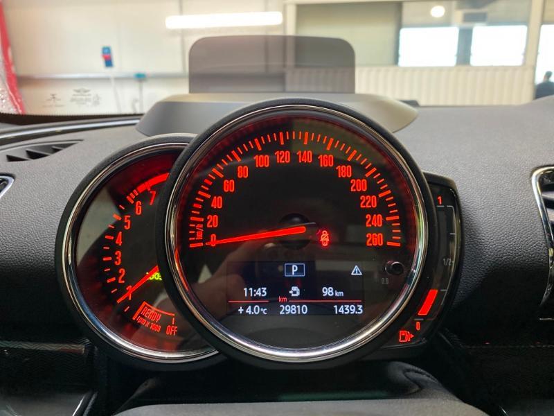 Photo 15 de l'offre de MINI Clubman Cooper 136ch Hyde Park BVA à 23490€ chez Littoral Vendée Automobiles Challans