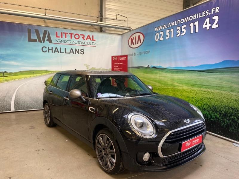 Photo 1 de l'offre de MINI Clubman Cooper 136ch Hyde Park BVA à 23490€ chez Littoral Vendée Automobiles Challans
