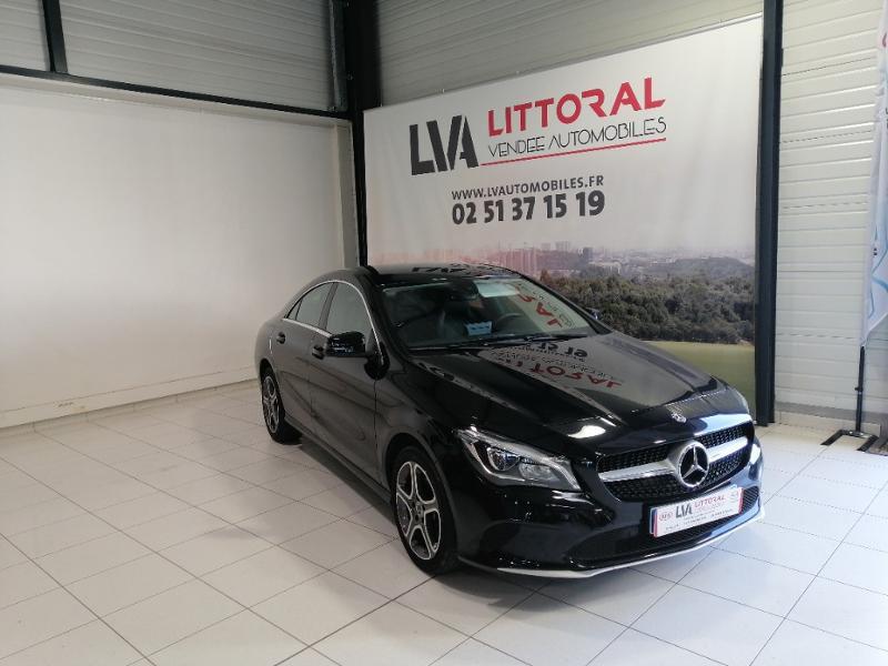 Mercedes-Benz CLA 180 d Sensation 7G-DCT Diesel NOIR Occasion à vendre