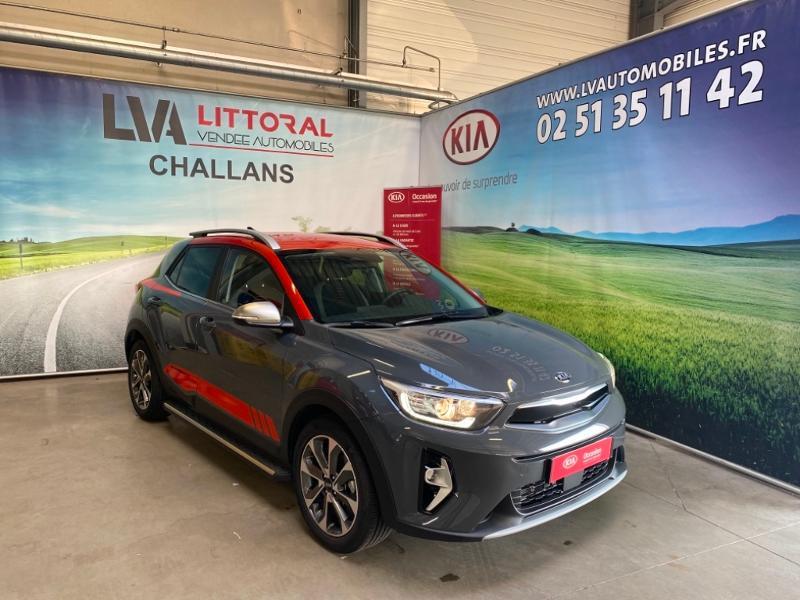 Photo 1 de l'offre de KIA Stonic 1.0 T-GDi 100ch MHEV ISG Lauch Edition à 21290€ chez Littoral Vendée Automobiles Challans