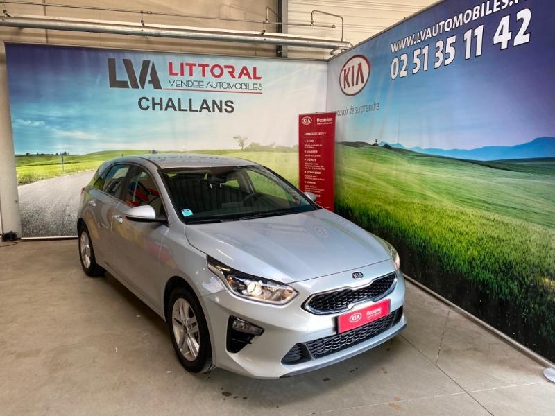 Photo 1 de l'offre de KIA Ceed 1.4 T-GDI 140ch Active DCT7 à 21990€ chez Littoral Vendée Automobiles Challans