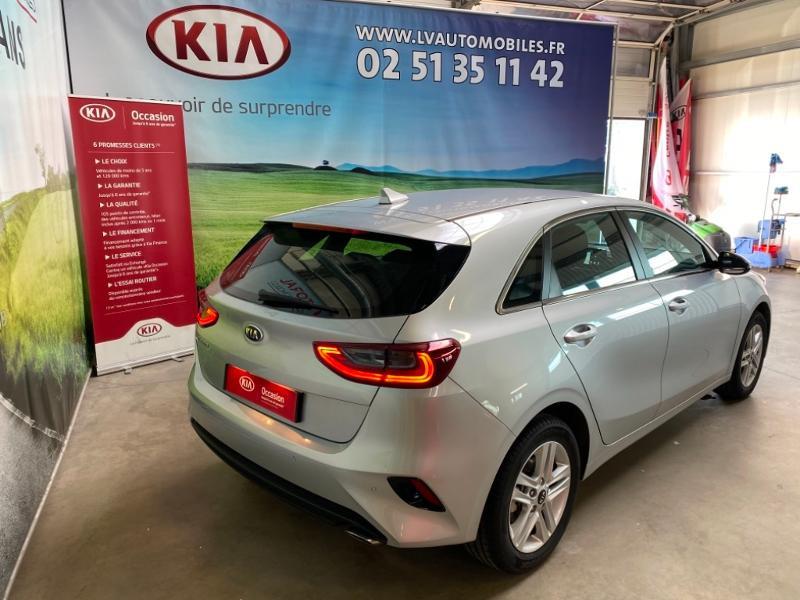 Photo 3 de l'offre de KIA Ceed 1.4 T-GDI 140ch Active DCT7 à 21990€ chez Littoral Vendée Automobiles Challans