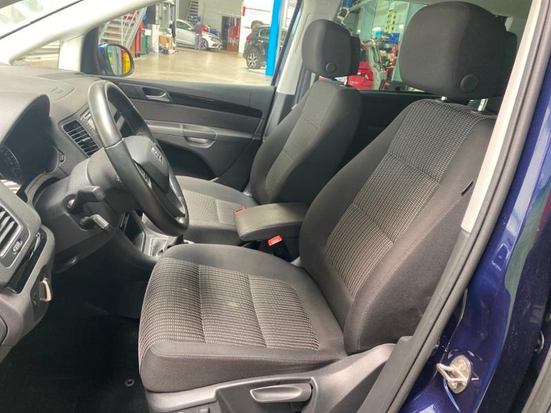 Photo 16 de l'offre de SEAT Alhambra 2.0 TDI 150ch FAP Style Euro6d-T à 23990€ chez Littoral Vendée Automobiles Challans