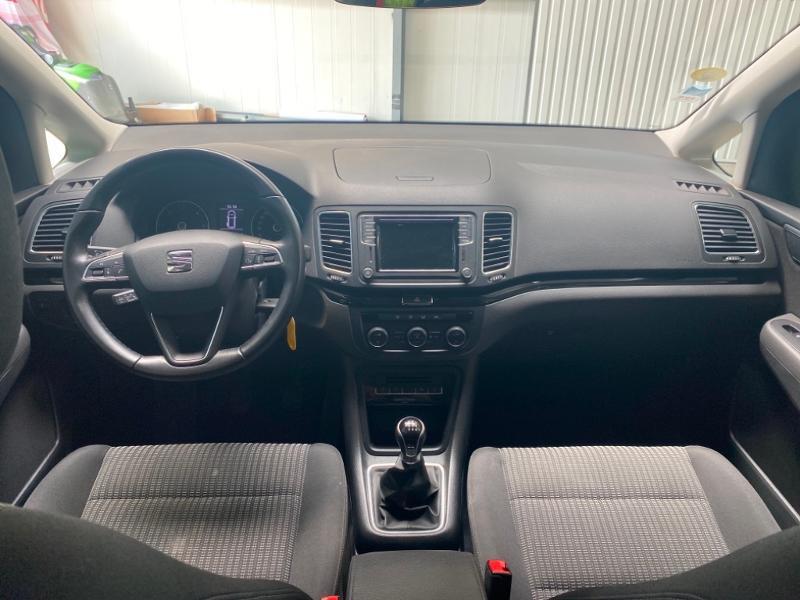 Photo 4 de l'offre de SEAT Alhambra 2.0 TDI 150ch FAP Style Euro6d-T à 23990€ chez Littoral Vendée Automobiles Challans