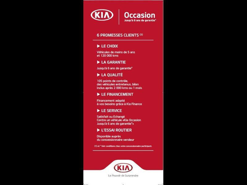 Photo 3 de l'offre de KIA Niro 1.6 GDi 105ch ISG + Plug-In 60.5ch Premium DCT6 Euro6d-T à 26490€ chez Littoral Vendée Automobiles Challans