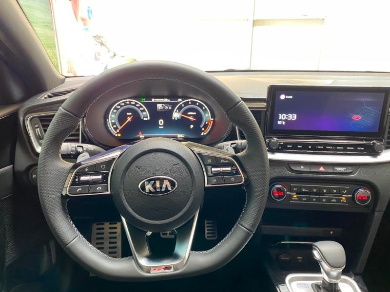 Photo 7 de l'offre de KIA Ceed SW 1.5 T-GDI 160ch GT Line DCT7 à 26990€ chez Littoral Vendée Automobiles Challans