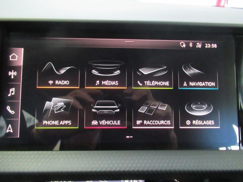 Photo 18 de l'offre de AUDI A1 Sportback 25 TFSI 95ch S line à 21990€ chez Littoral Vendée Automobiles Challans