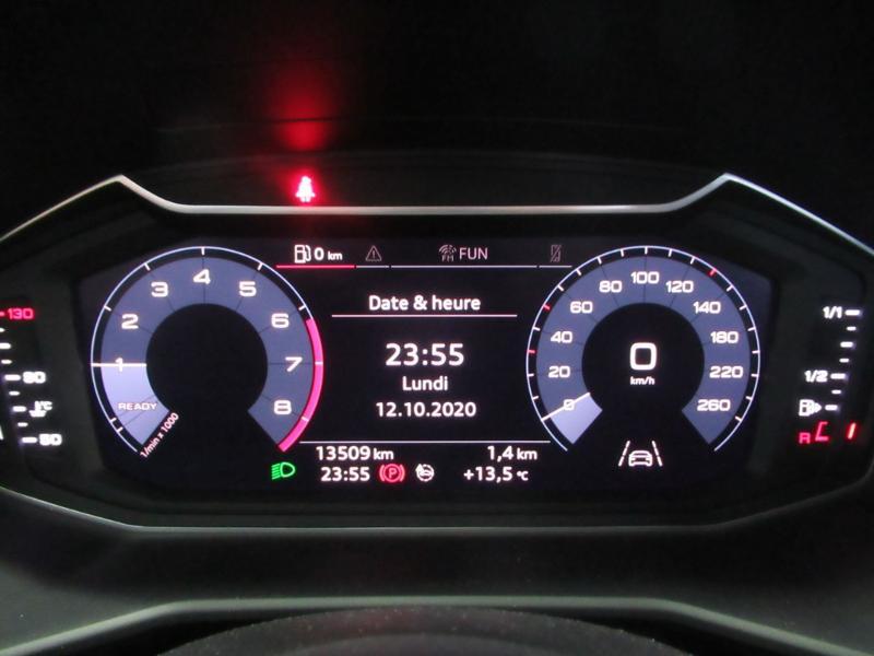 Photo 5 de l'offre de AUDI A1 Sportback 25 TFSI 95ch S line à 21990€ chez Littoral Vendée Automobiles Challans