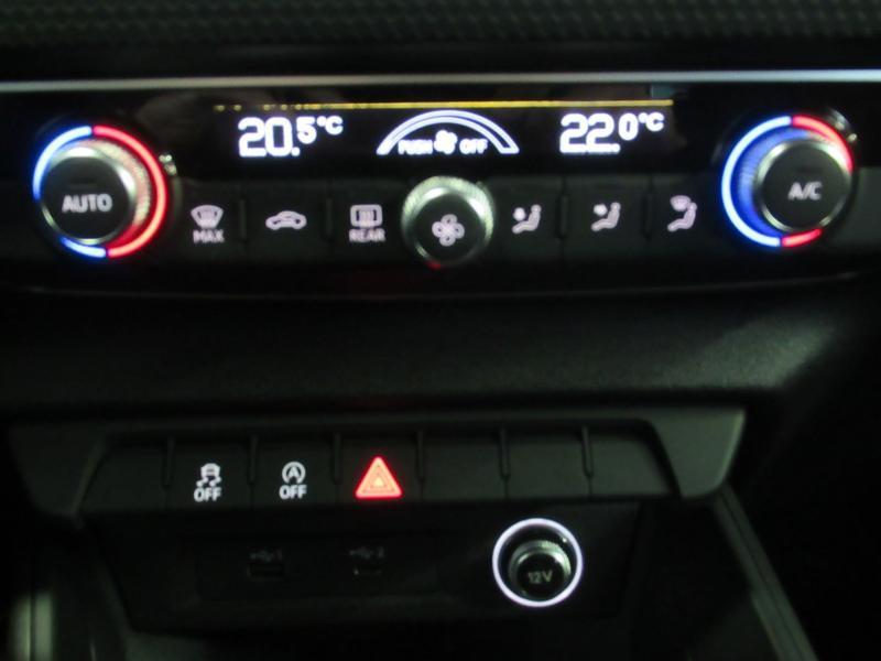 Photo 19 de l'offre de AUDI A1 Sportback 25 TFSI 95ch S line à 21990€ chez Littoral Vendée Automobiles Challans
