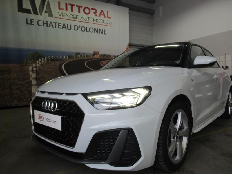 Photo 10 de l'offre de AUDI A1 Sportback 25 TFSI 95ch S line à 21990€ chez Littoral Vendée Automobiles Challans