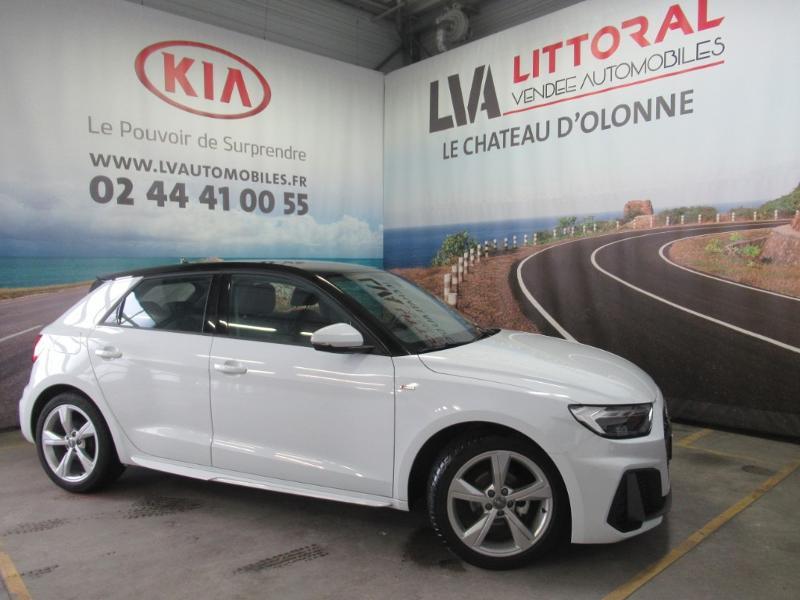 Photo 11 de l'offre de AUDI A1 Sportback 25 TFSI 95ch S line à 21990€ chez Littoral Vendée Automobiles Challans
