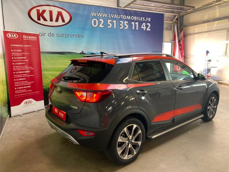 Photo 3 de l'offre de KIA Stonic 1.0 T-GDi 100ch MHEV ISG Lauch Edition à 21290€ chez Littoral Vendée Automobiles Challans
