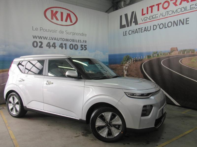 Photo 12 de l'offre de KIA e-Soul e-Premium 204ch à 31990€ chez Littoral Vendée Automobiles Challans