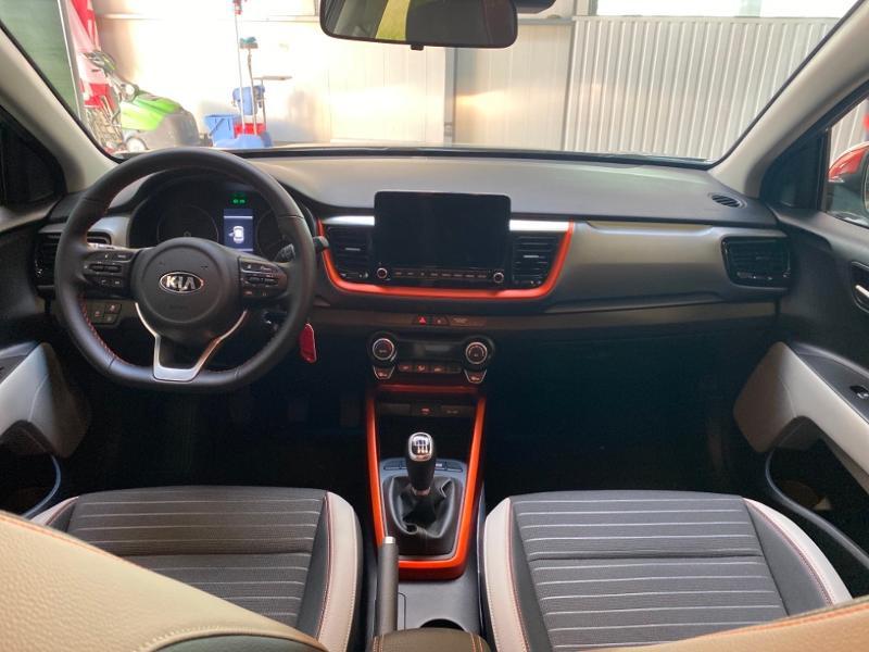 Photo 5 de l'offre de KIA Stonic 1.0 T-GDi 100ch MHEV ISG Lauch Edition à 21290€ chez Littoral Vendée Automobiles Challans