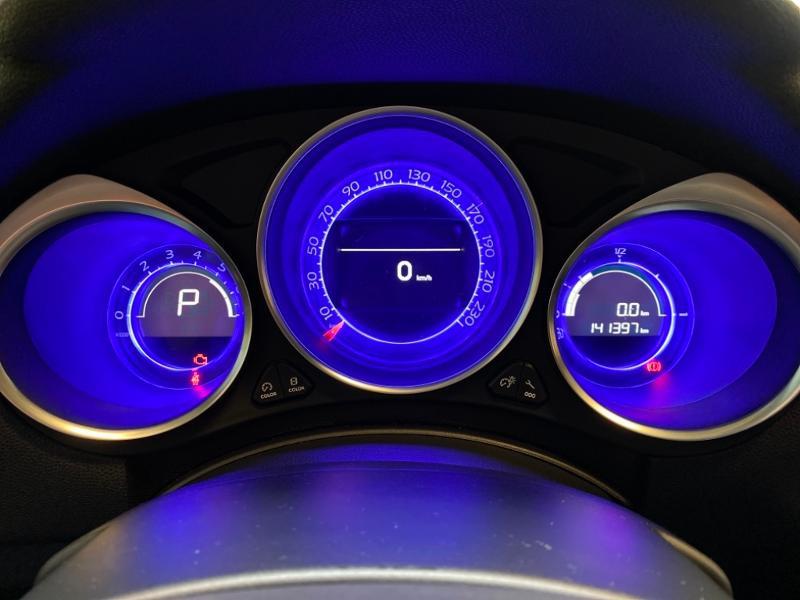 Photo 15 de l'offre de DS DS 4 BlueHDi 120ch So Chic S&S EAT6 à 12490€ chez Littoral Vendée Automobiles Challans
