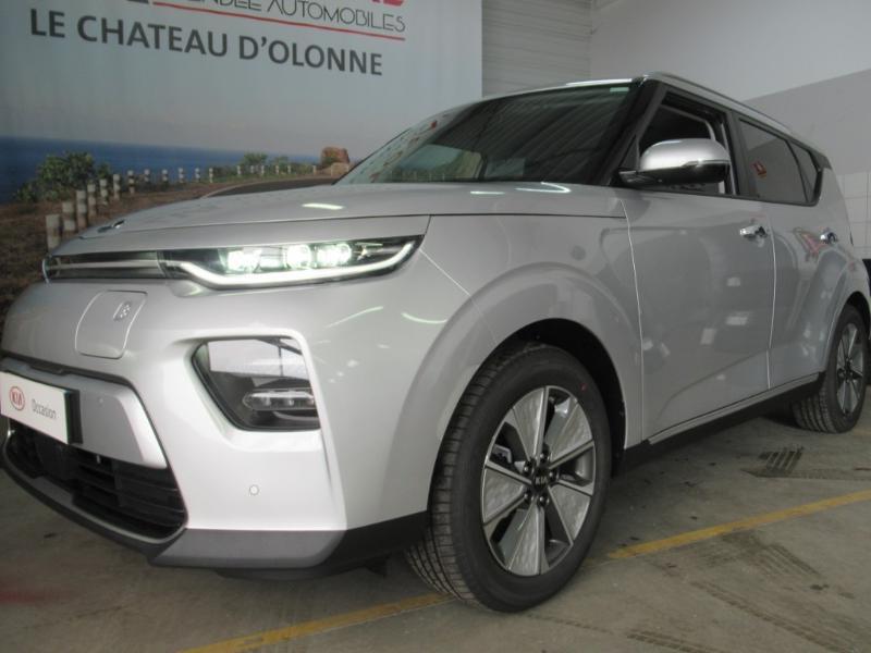 Photo 11 de l'offre de KIA e-Soul e-Premium 204ch à 31990€ chez Littoral Vendée Automobiles Challans