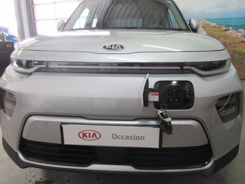 Photo 28 de l'offre de KIA e-Soul e-Premium 204ch à 31990€ chez Littoral Vendée Automobiles Challans