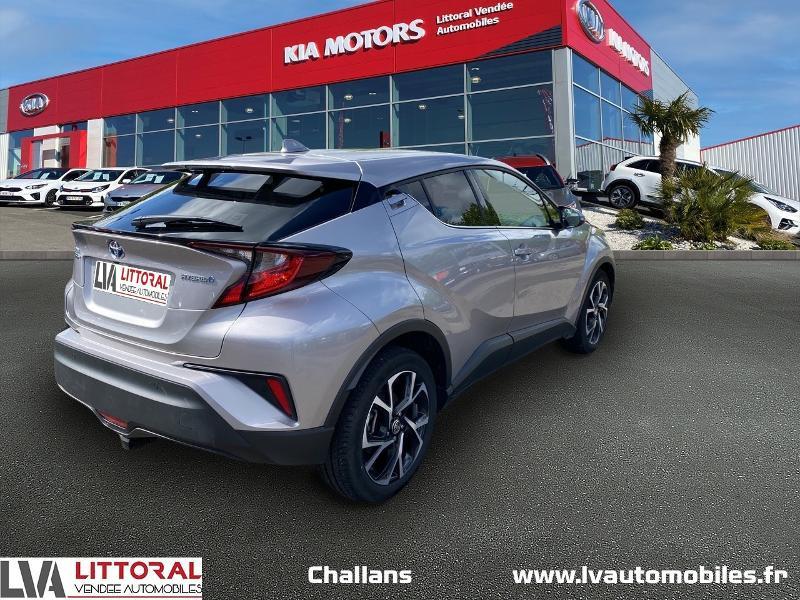 Photo 2 de l'offre de TOYOTA C-HR 122h Edition 2WD E-CVT MC19 à 24990€ chez Littoral Vendée Automobiles Challans