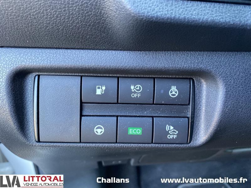 Photo 15 de l'offre de NISSAN Leaf 150ch 40kWh Tekna 19 à 24990€ chez Littoral Vendée Automobiles Challans