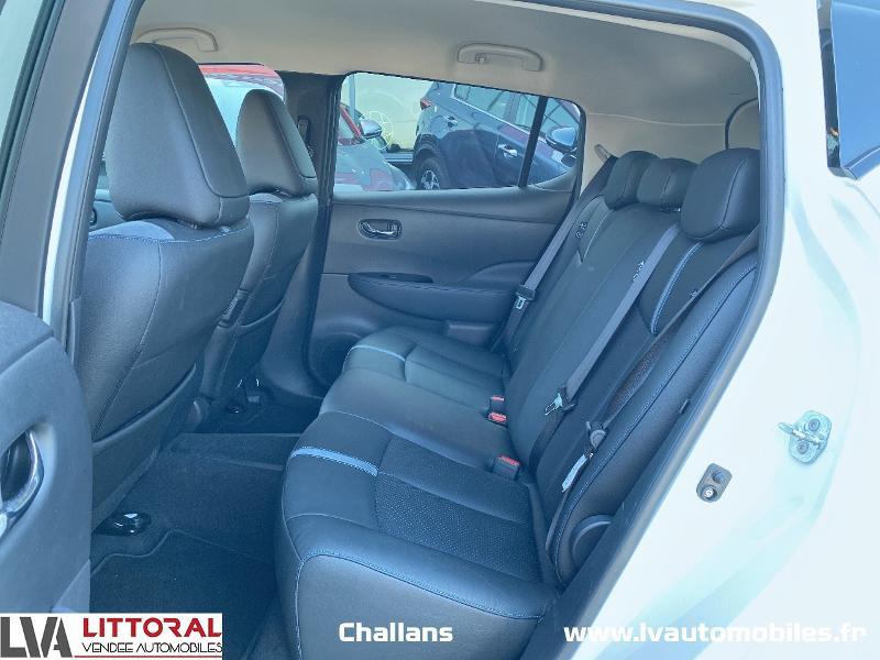 Photo 12 de l'offre de NISSAN Leaf 150ch 40kWh Tekna 19 à 24990€ chez Littoral Vendée Automobiles Challans