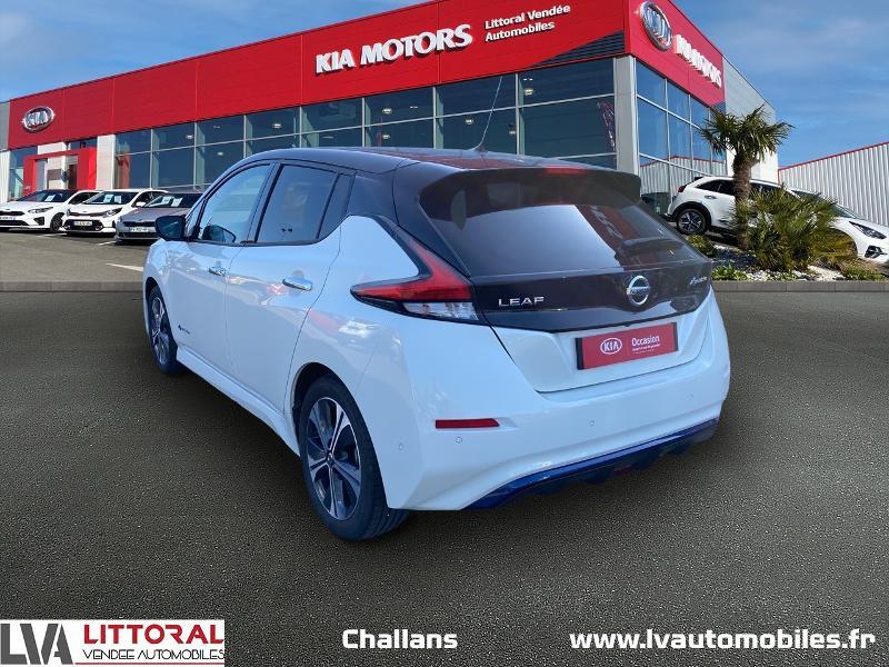 Photo 3 de l'offre de NISSAN Leaf 150ch 40kWh Tekna 19 à 24990€ chez Littoral Vendée Automobiles Challans