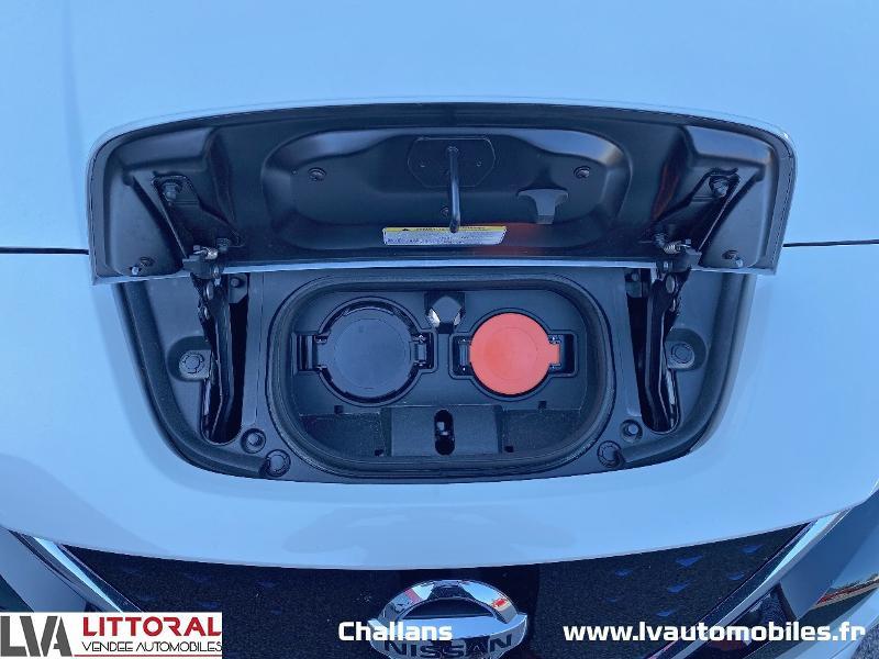 Photo 16 de l'offre de NISSAN Leaf 150ch 40kWh Tekna 19 à 24990€ chez Littoral Vendée Automobiles Challans