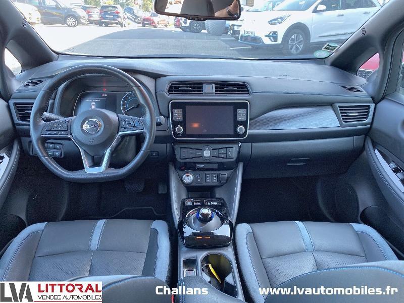 Photo 4 de l'offre de NISSAN Leaf 150ch 40kWh Tekna 19 à 24990€ chez Littoral Vendée Automobiles Challans