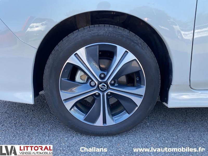 Photo 14 de l'offre de NISSAN Leaf 150ch 40kWh Tekna 19 à 24990€ chez Littoral Vendée Automobiles Challans