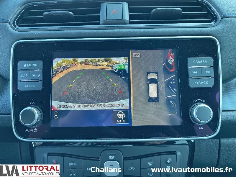 Photo 9 de l'offre de NISSAN Leaf 150ch 40kWh Tekna 19 à 24990€ chez Littoral Vendée Automobiles Challans