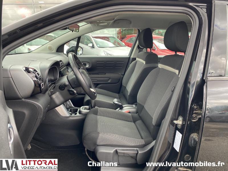Photo 5 de l'offre de CITROEN C3 Aircross BlueHDi 100ch Feel à 13990€ chez Littoral Vendée Automobiles Challans