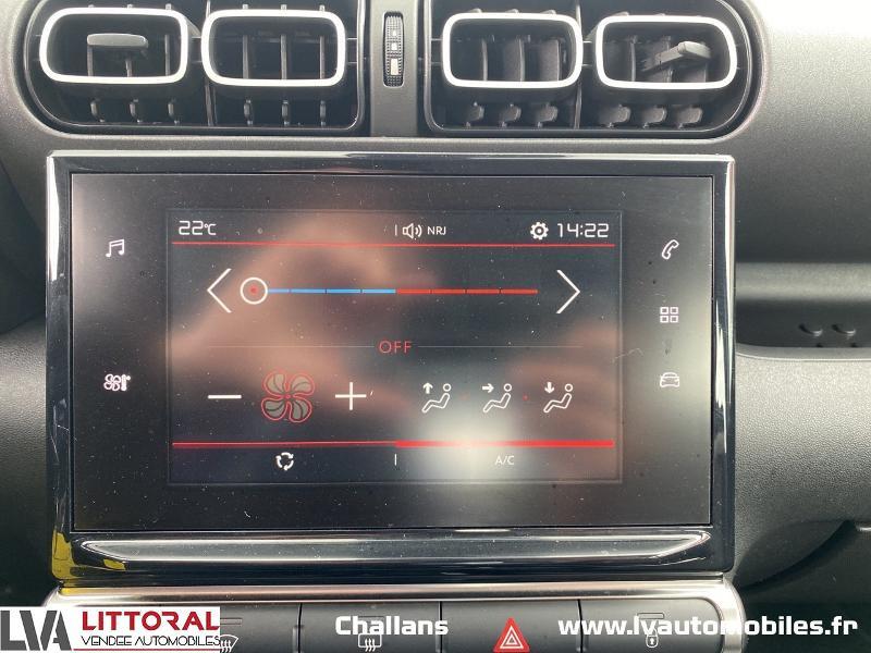Photo 8 de l'offre de CITROEN C3 Aircross BlueHDi 100ch Feel à 13990€ chez Littoral Vendée Automobiles Challans